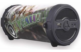 Parlante Portatil Bluetooth Bazooka Oneplus F2748