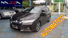 Honda City 1.5 Exl Flex Automatico Top