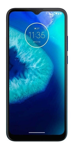 Imagen 1 de 6 de Moto G8 Power Lite Dual Sim 64 Gb Mora Azul 4 Gb Ram