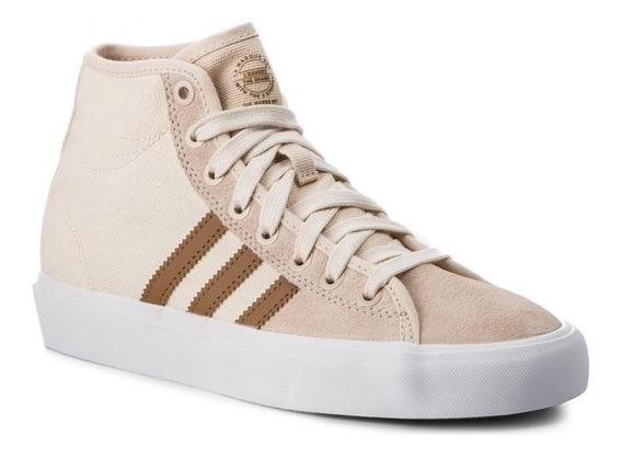 Tenis adidas Originals Matchcourt High Rx Skate Hombre Moda