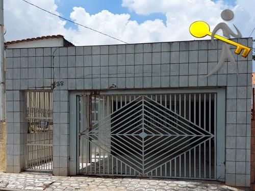 Casa Térrea Próxima A Av. Engenheiro Caetano Alvares. - Ca00154 - 69289318