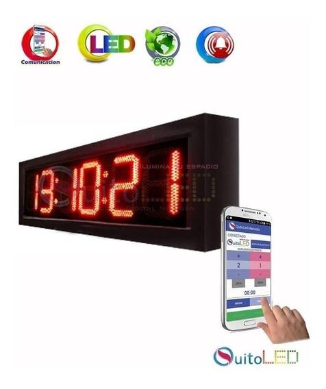 Cronometro Led Inalambrico Android Deportivo Quitoled