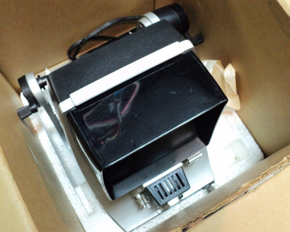 Retro Projetor Eumig 820 Sonomatic 1979 Goko Visionadora