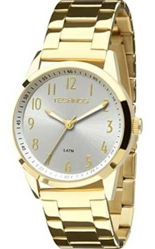 Relógio Technos Feminino Elegance Boutique 2035mcs/4k