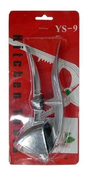 Pela Pica Ajo Con Descarozador De Aceitunas De Aluminio