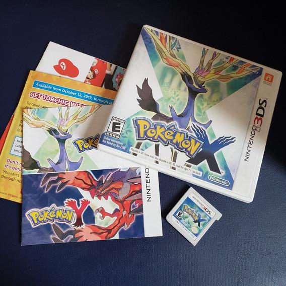 Pokémon X Original