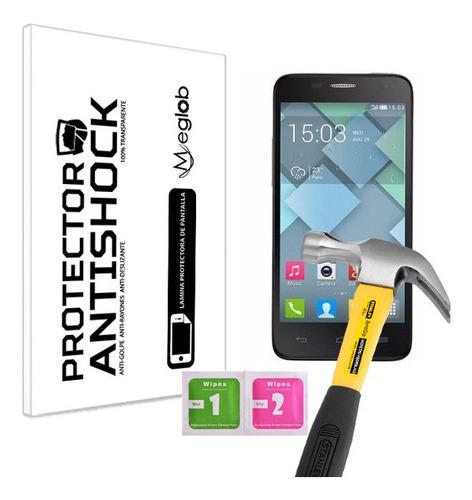 Protector De Pantalla Anti-shock Alcatel One Touch Idol Mini
