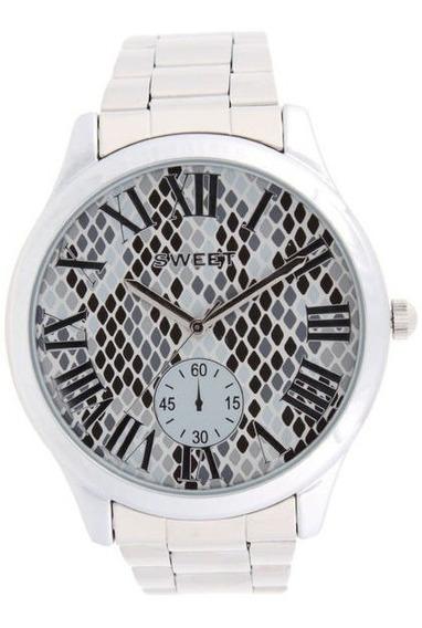 Reloj Sweet 5738g Acero New Style 2019 Tienda Oficial Gtía12