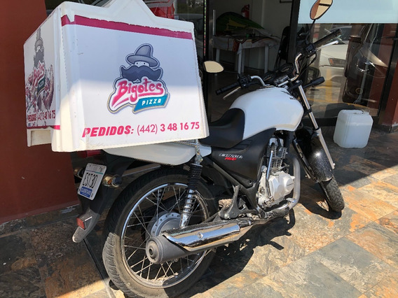 Motocicleta Honda Cargo 150 2019