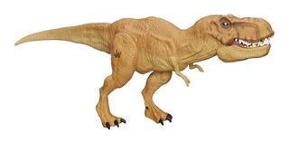 Figura De T. Rex De Jurassic World Chomping Indominus