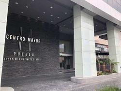 Oficina En Renta, 9o Piso, Centro Mayor, Zavaleta/recta A Cholula