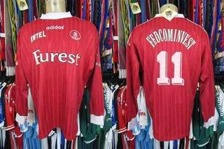 Mônaco 1995 Camisa Titular Tamanho Gg Número 11.