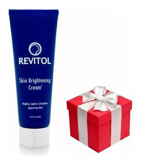 Revitol Skin Brightening, Crema Blanqueadora + Regalo