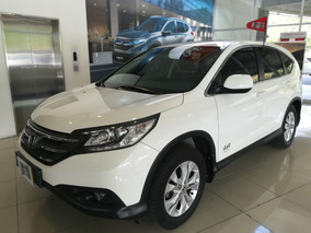 Honda Crv Exl 2014 At 4x4 Blanco
