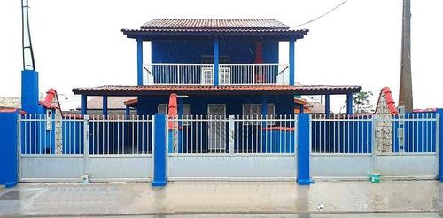 Casa À Venda, 220 M² Por R$ 350.000,00 - Balneário Monte Carlo - Ilha Comprida/sp - Ca7013
