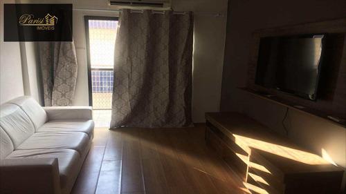 Imagem 1 de 4 de Apartamento Com 1 Dorm, Tupi, Praia Grande - R$ 170.000,00, 58m² - Codigo: 364 - V364