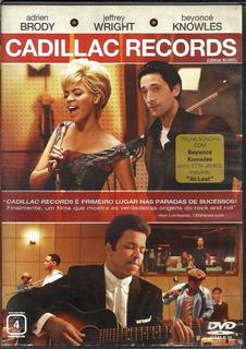 Dvd Cadillac Records Beyonce Knowles Adrien Brody Original