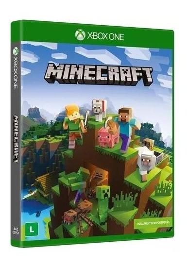 Minecraft Xbox One ( Novo, Original, Lacrado, Mídia Fisica)