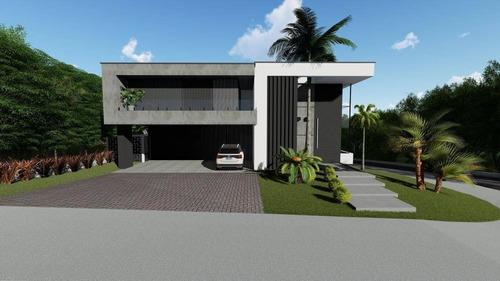 Imagem 1 de 7 de Casa À Venda, 519 M² Por R$ 4.900.000,00 - Condomínio Residencial Saint Patrick - Sorocaba/sp - Ca8607