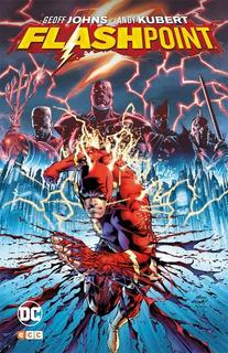 Comic Flashpoint Edicion Deluxe Completo Importado Español