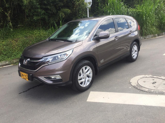 Honda Crv [4] Exl At 2400cc La Version Mas Full. Impecable