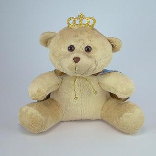 Urso De Pelúcia Principe M Azul 29cm Promoção!!!!!!