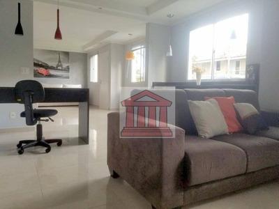 Sobrado Com 4 Dormitórios À Venda, 170 M² Por R$ 745.000 - Jardim América - São José Dos Campos/sp - So0228