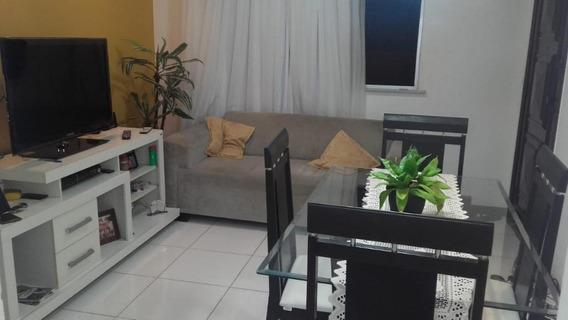 Apartamento Em Saboeiro, Salvador/ba De 54m² 2 Quartos À Venda Por R$ 160.000,00 - Ap193658