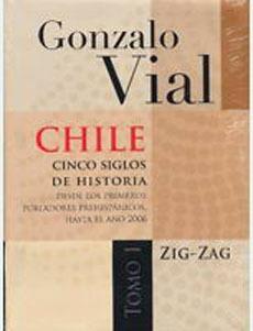 Chile Cinco Siglos De Historia Tomo 1 Y 2 Tapa Dura; Vial C