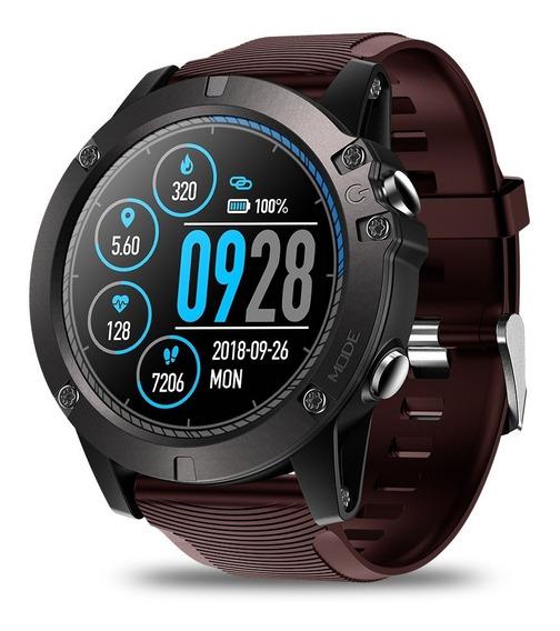Reloj Inteligente Zeblaze Vibe 3 Pro Ppg Ip67-rojo