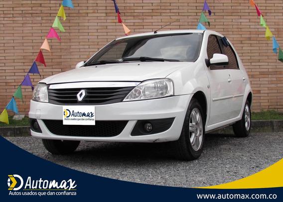 Renault Logan Dynamique, Mt 1.6