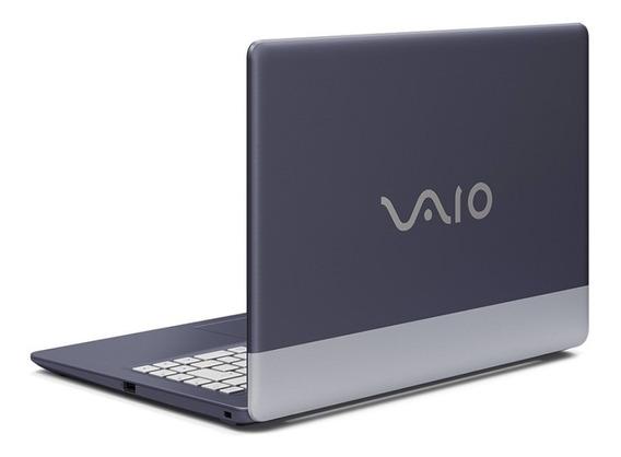 Notebook Vaio Intel Core I3 4gb Ram Hd 1tb Tela Hd 14 Pol