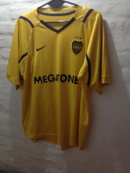 Camiseta Futbol Boca Juniors De Epoca Año 2008 Impecable