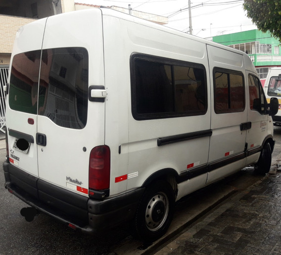 Renault Master Ano 2004 Completa