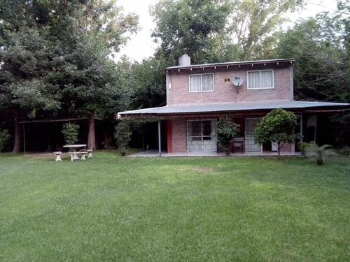 Alquiler Temporal Casa Quinta  2 Dor , 2 Baños Y Parque