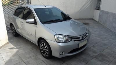 Toyota Etios 1.5 16v Platinum 4p 2015