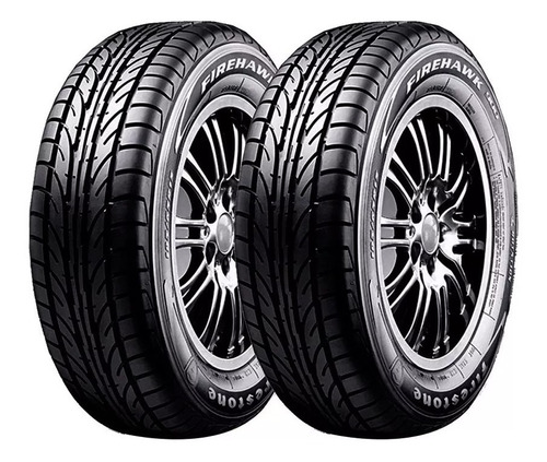 Kit X2 Neumáticos 185/60r14 Firestone Firehawk 900 F900 82h