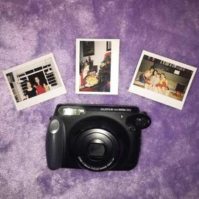 Câmera Fujifilm Instax Wide 210 Polaroid