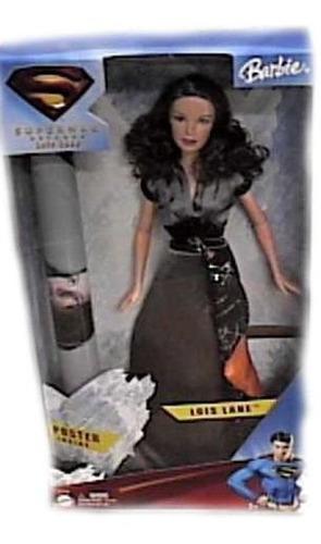 Barbie Coleccionista Superman Regresa Lois Lane Doll