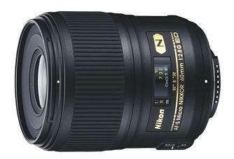 Lente Af-s Micro Nikkor 60mm F/2.8g Ed