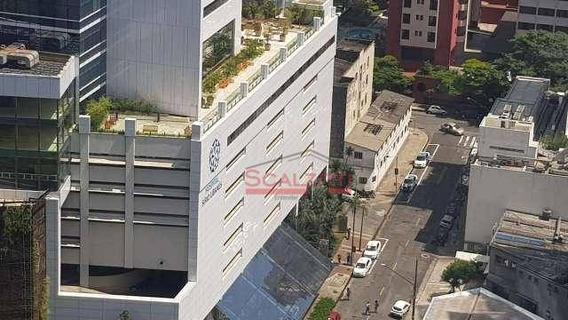 Conjunto Para Alugar, 35 M² Por R$ 2.000,00/mês - Bela Vista - São Paulo/sp - Cj0620