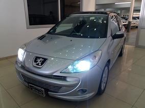 Peugeot 207 Compact 1.6 Xt 2011 Gris