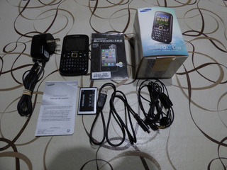 Celular Samsung Modelo Ch@t 222