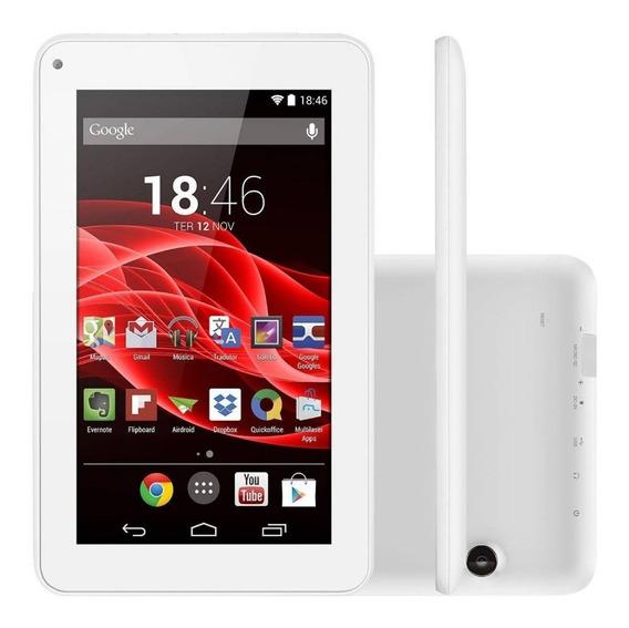 Tablet Supra Quad Core - Branco - Nb200