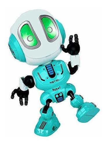 Inlaier Mini Robot Talking Juguetes Robots Juguete Para Niño