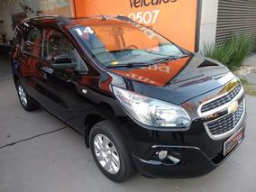 Chevrolet Spin Ltz 1.8 8v Econo.flex Aut. 2014