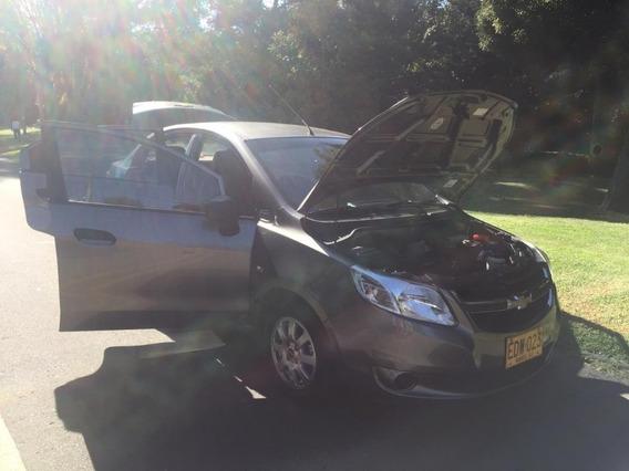 Chevrolet Sail Ls Con Aire Acondicionado