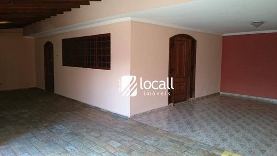 Casa Com 3 Dormitórios Para Alugar, 460 M² Por R$ 2.500/mês - Vila Diniz - São José Do Rio Preto/sp - Ca1961