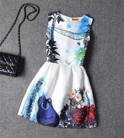 Vestido Clássico Violão - Importado