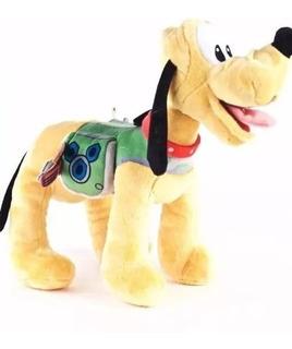 Mickey Pluto Disney 35 Cm Edicion Esp Carreras 26907 Bigshop
